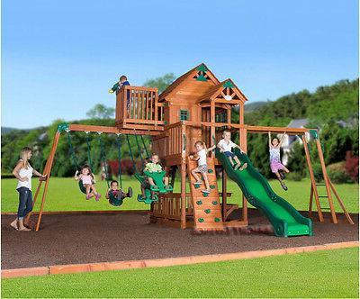 Outdoor Toy Slide