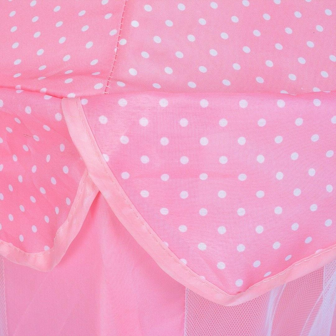 Pink Tent Princess Castle Girls Kid Large