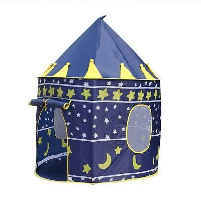 playhouse castle play tent tunnel outdoor fairy