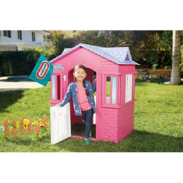 Little Playhouse, Pink