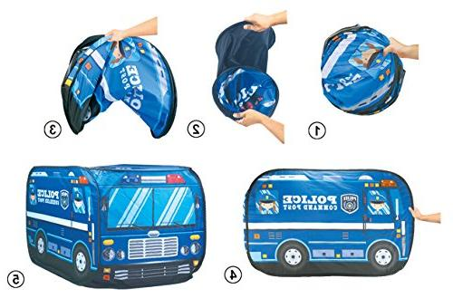 Liberty Imports Pop Up Play Tent   Toddlers, Boys and