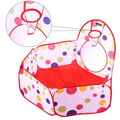 Kid Crawl and Ball Pit Tent 1 Portable