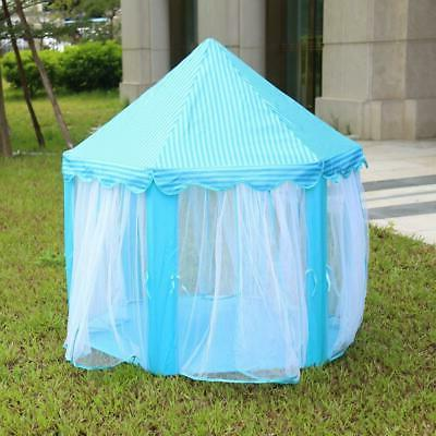 Portable Pop Play Tent Girl Princess Castle Outdoor PlayHouse