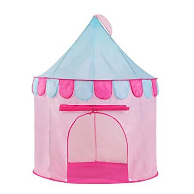 Princess Tent Tunnel Grils Playhouse Indoor
