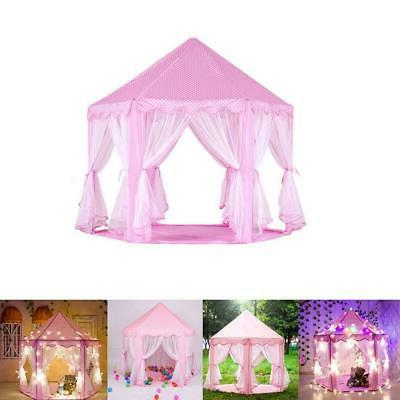 Princess Play Large Indoor/Outdoor Tent
