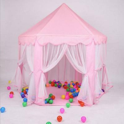 Princess Castle Play Large Tent for