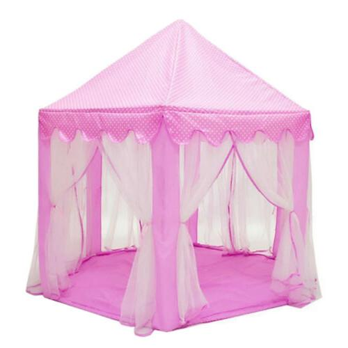 Princess Castle for Girls Hexagon