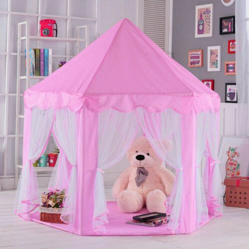Princess Play for Hexagon Playhouse Indoor