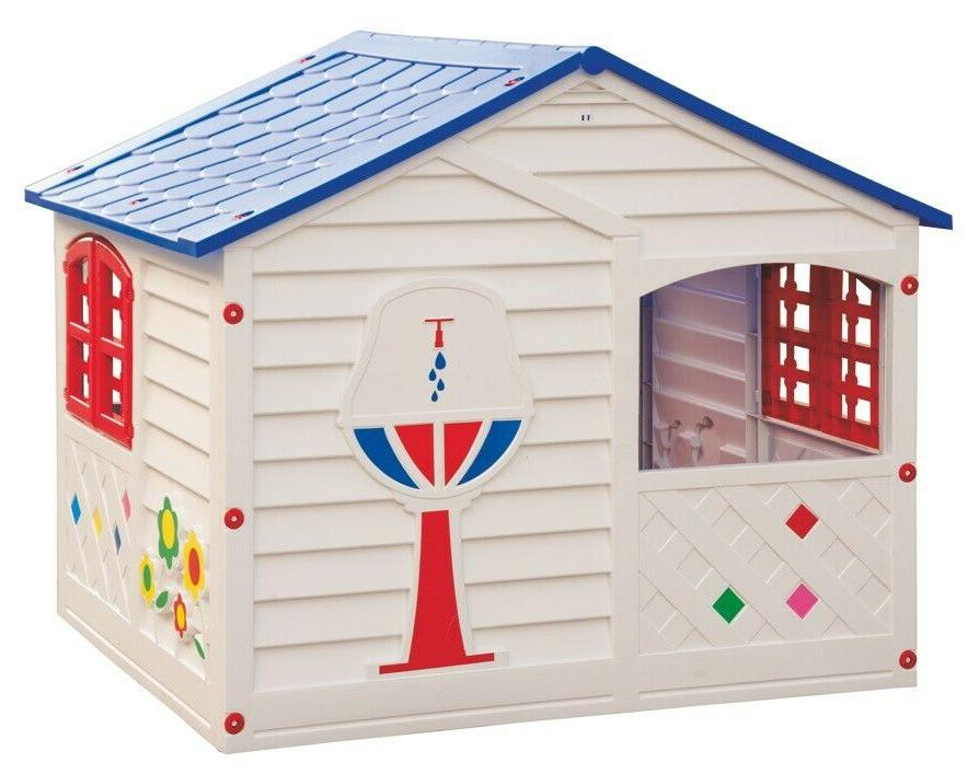 Product Playhouse (Easy Assembly, Weight