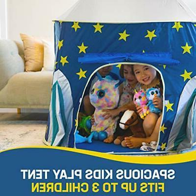 Ship Tent for Kids Pop Projector