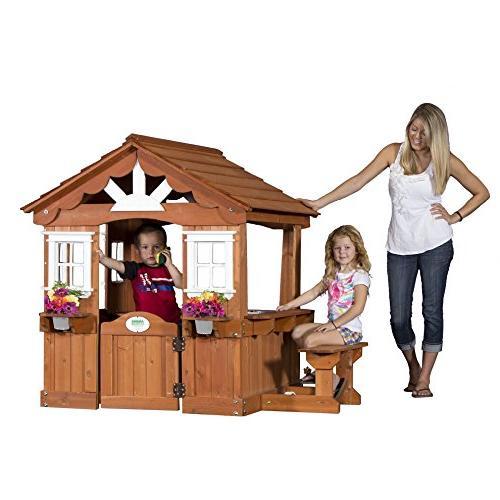 scenic cedar playhouse