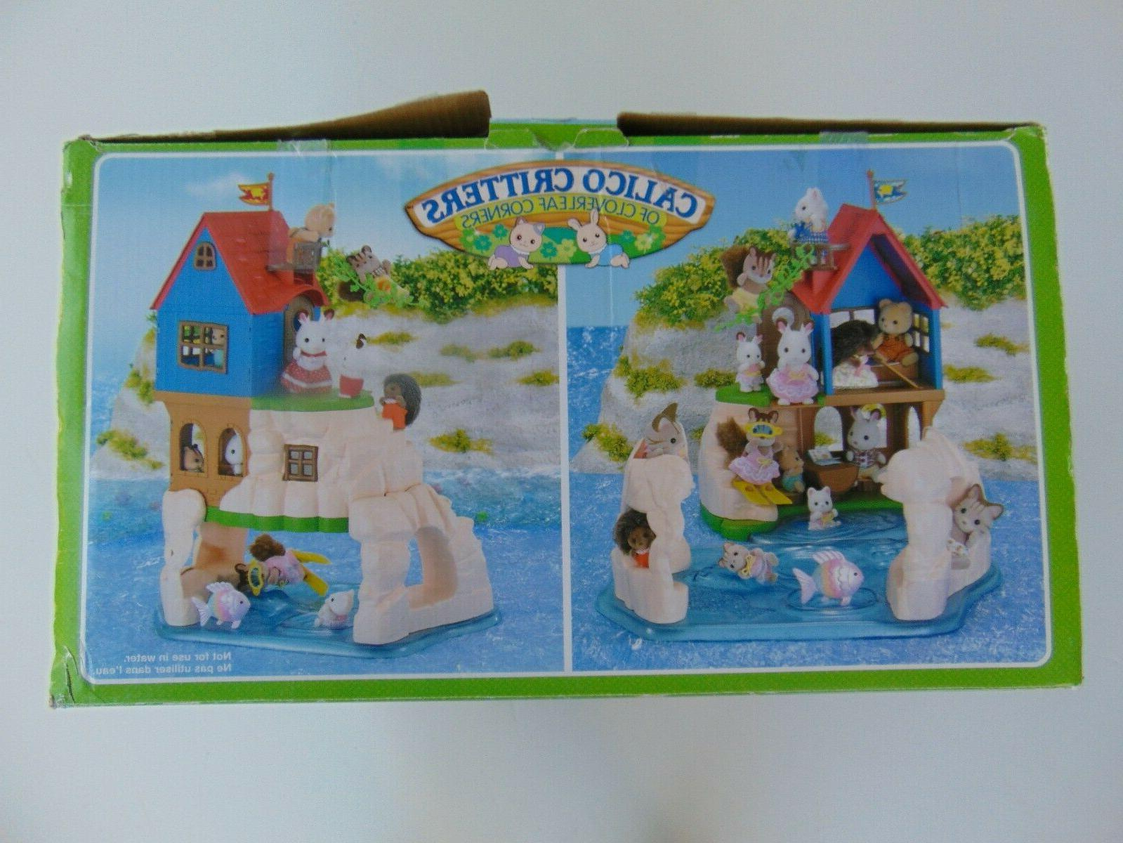 Calico Critters Playhouse Brand New Sealed