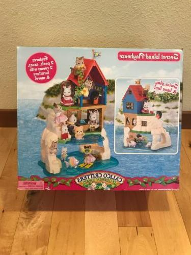 secret island playhouse