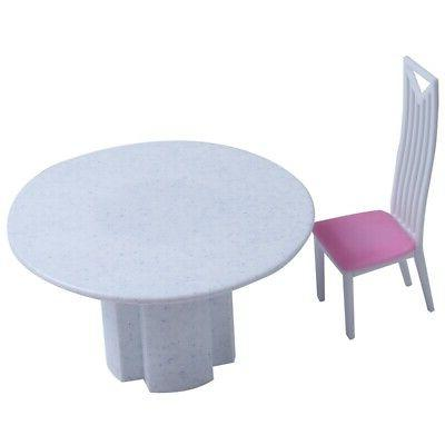 simulation mini dining table 3 6 years