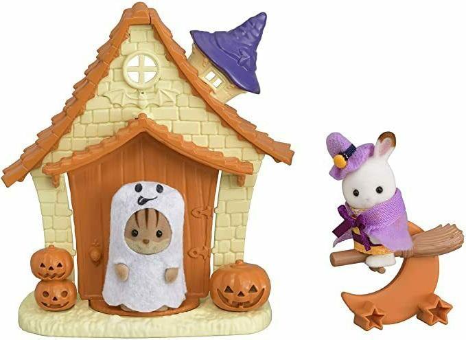 Sylvanian Halloween Halloween Playhouse