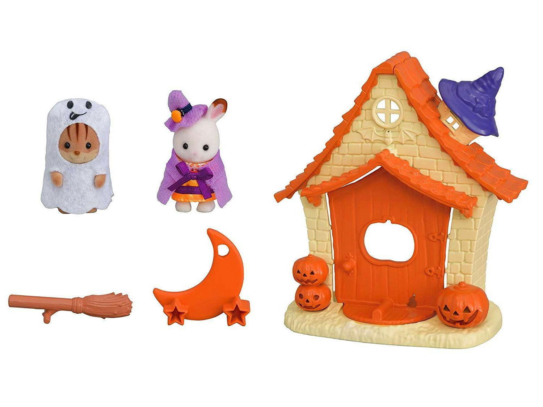 Sylvanian Calico Critters Halloween Playhouse