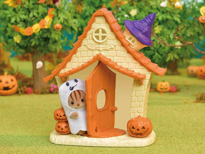 Sylvanian Calico Critters Halloween Haunted