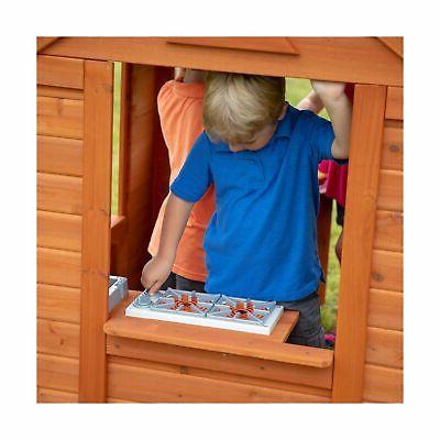 Backyard Discovery Wood Kids Play New