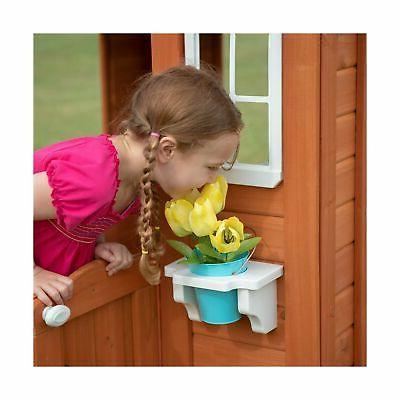Backyard Discovery Cedar Wood Kids Play 65314