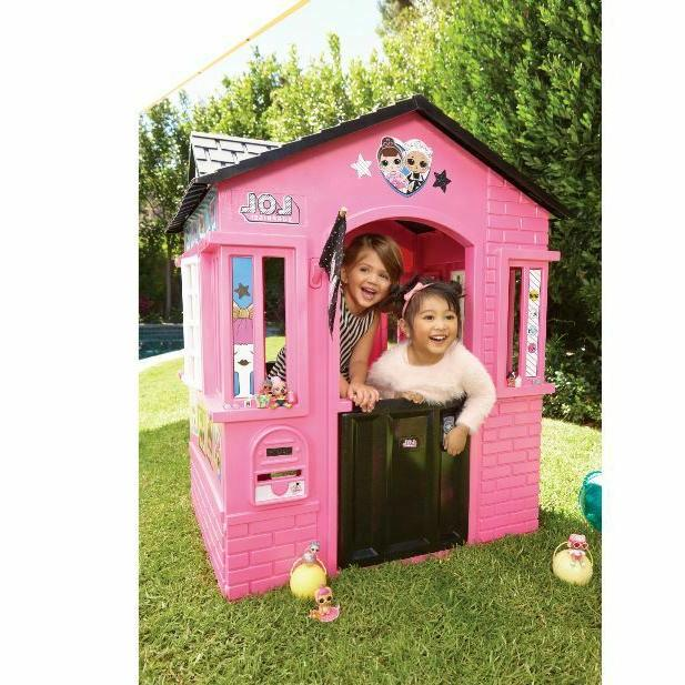 Toddler Playhouse Indoor Cottage Play