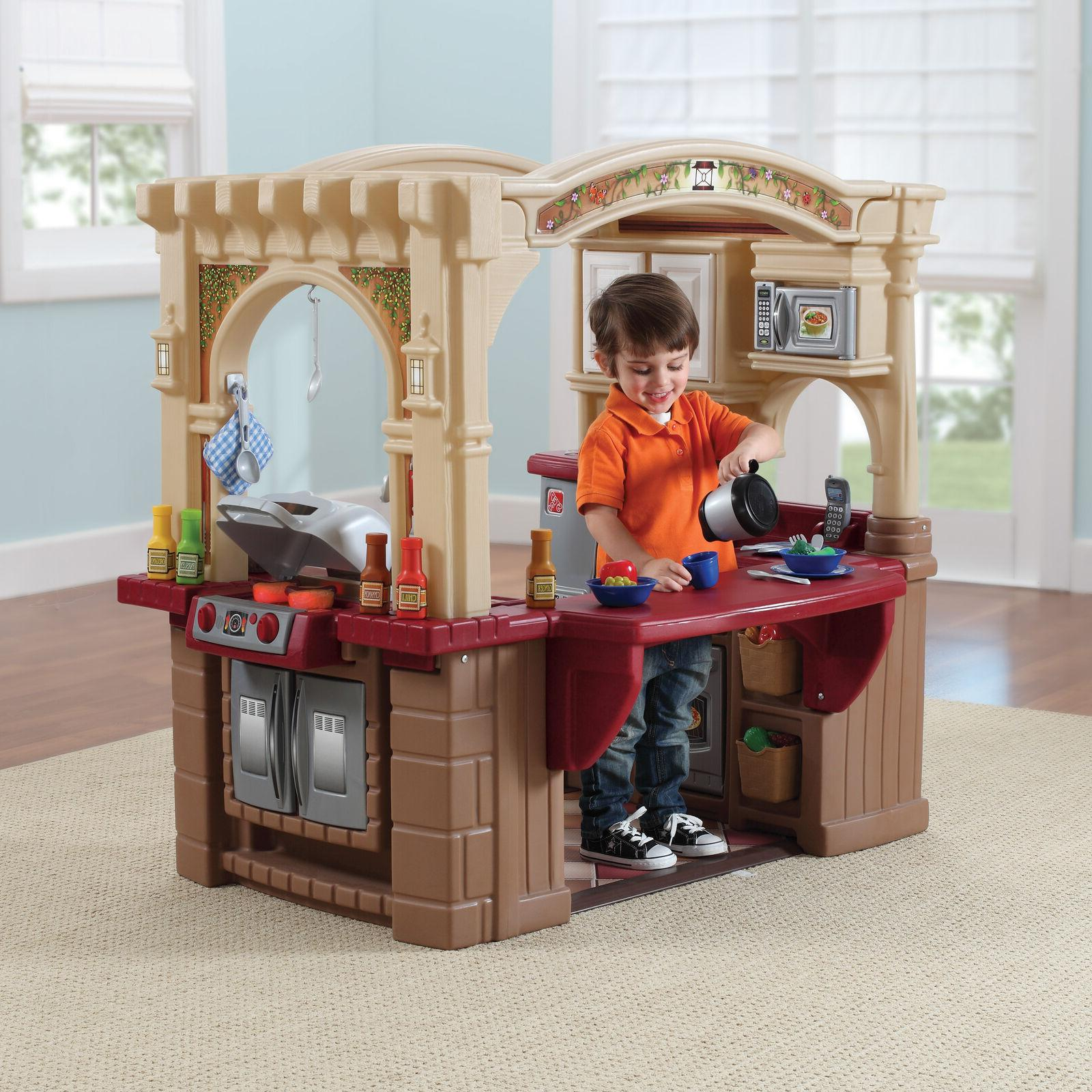 Toy Set Toddler Small Playhouse