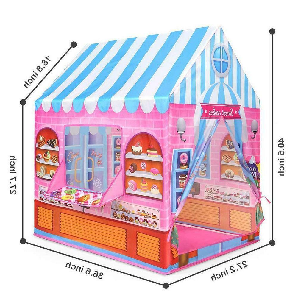 Toys Kids Children House For 5