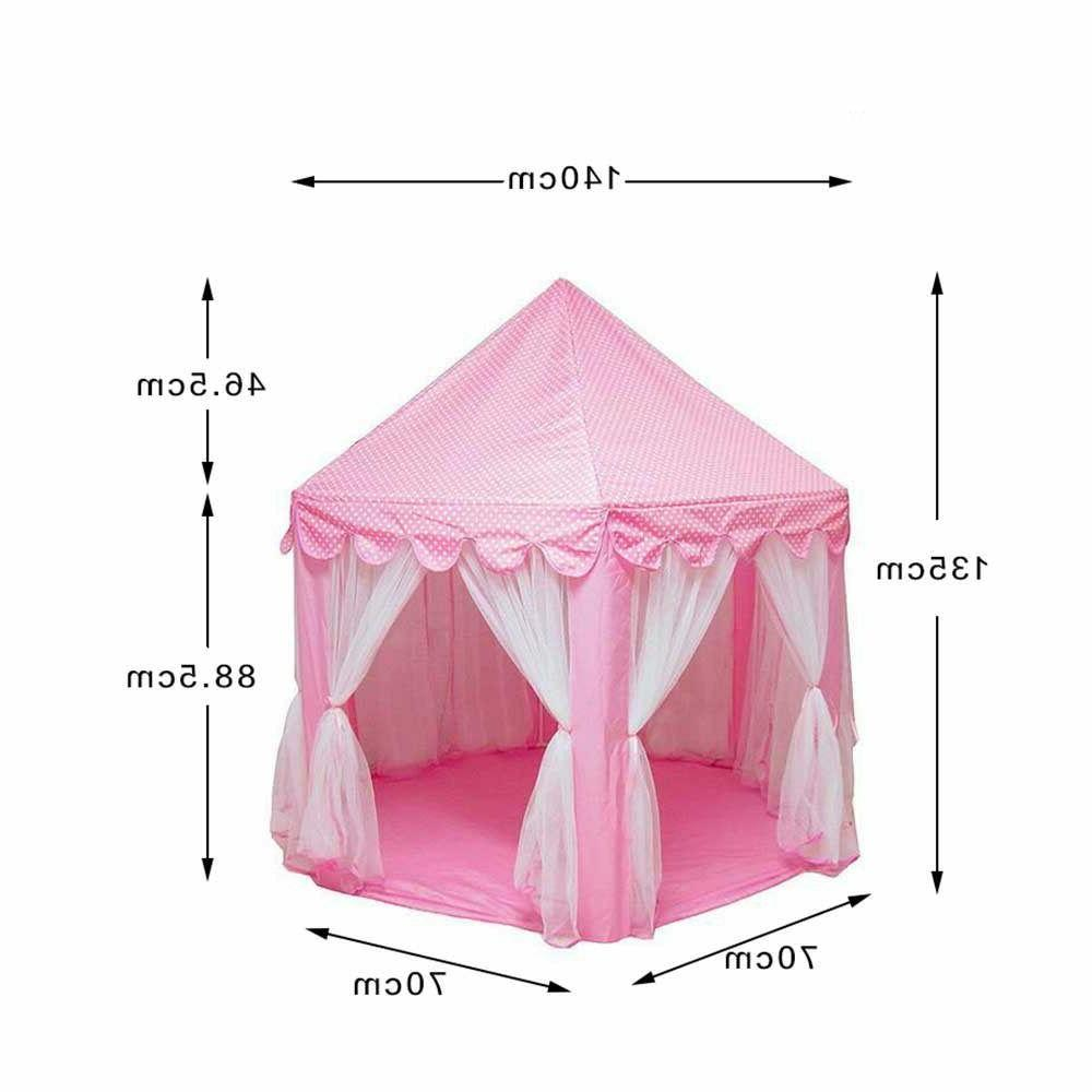 Toys Kids Girls 3 4 5 7 9 10 Age Year Ball Pool Play House