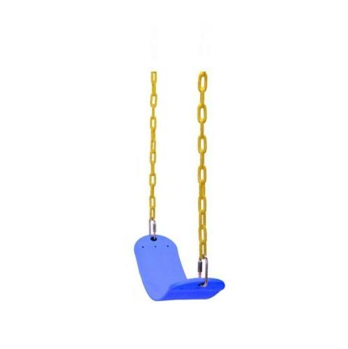 Tree Swing Seat Children Outdoor w/Yellow