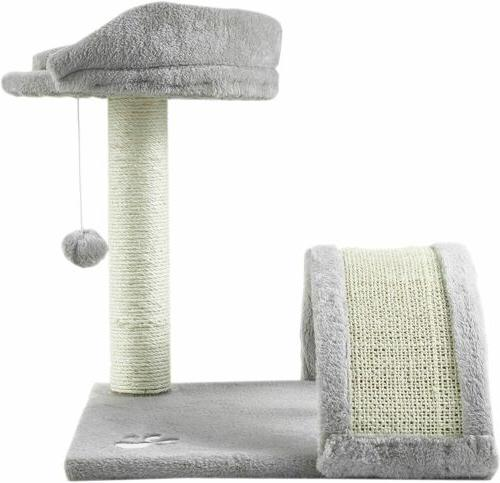 ScratchMe Scratching Post Pet Play Toy