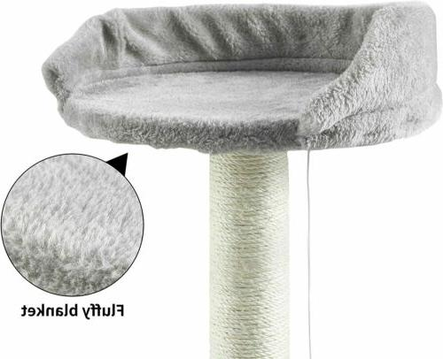 ScratchMe Condo Scratching Pet House Toy