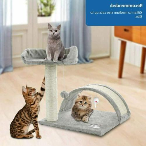 ScratchMe with Scratching Post Pet Play with Toy