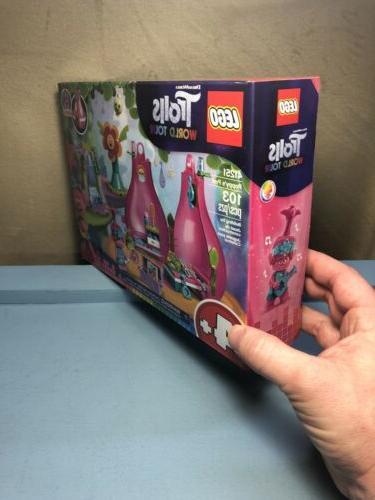 Lego Trolls Poppy's Kit New In