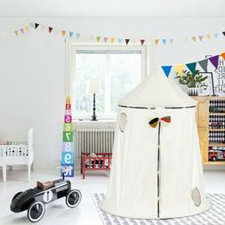 large cotton canvas kids teepee tent childrens