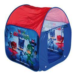 Large Pop Up Tent PJ Masks Kids Children Indoor Outdoor Play