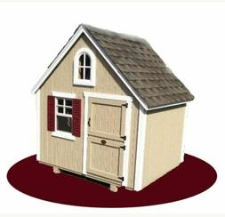 Little Cottage Company 4x4 Teacup Playhouse