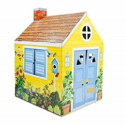 Melissa & Doug Country Cottage Indoor Playhouse (Role-Play C