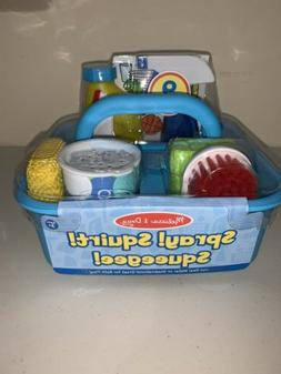 Melissa & Doug - Let's Play House! Spray, Squirt & Squeegee