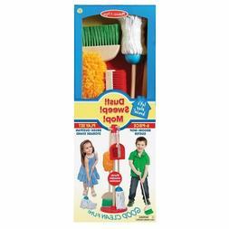 Melissa & Doug Let's Play House! Dust! Sweep! Mop! Item # 86