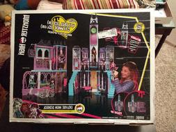 monster high deluxe hs playset playhouse deluxe