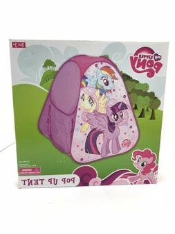 My Little Pony Pop Up Tent Play House Playhouse Kids Hide Fo