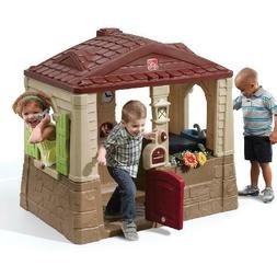 Neat And Tidy Cottage II Playhouse Kids Children's Playhouse