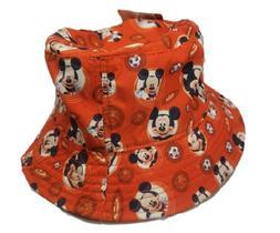 NEW Disney Mickey Mouse Toddler Sports Bucket Hat / Cap Spor