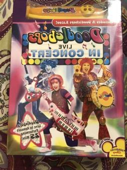 NEW~ Playhouse Disney Doodlebops Live in Concert DVD!! 25 SO