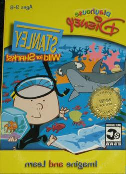 NEW Playhouse Disney Stanley Wild for Sharks - MAC or PC Gam