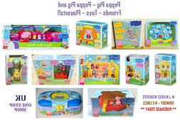 Peppa Pig - Peppa and Friends - Toys - Playsets - ** CHECK T