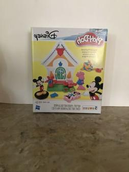Disney Play-Doh Mickey Mouse Magical Playhouse
