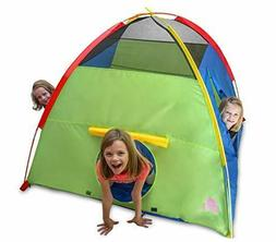 Kids Play Tent & Playhouse Indoor/Outdoor Playhouse for Boys