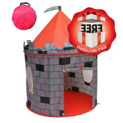 Kids Play Tent Toy Indoor Outdoor Children House Toddler Kni