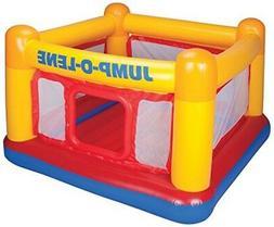 Intex playhouse Jump o lene inflatable child toddler bouncer
