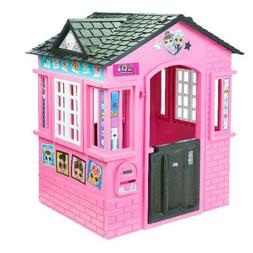 Playhouse L.O.L. Surprise! Indoor/Outdoor Cottage w Glitter